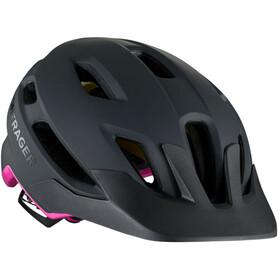 Bontrager Quantum MIPS CE Helmet Women Black/Pink